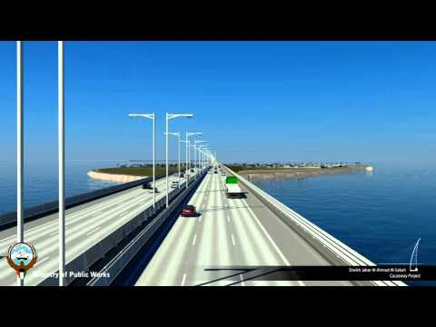 Sheikh Jaber Al-Ahmad Al-Sabah Causeway Project