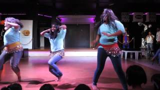 Group Dance on Bollywood Songs in Nihilent Annual Function 2015 in Johannesburg , SA
