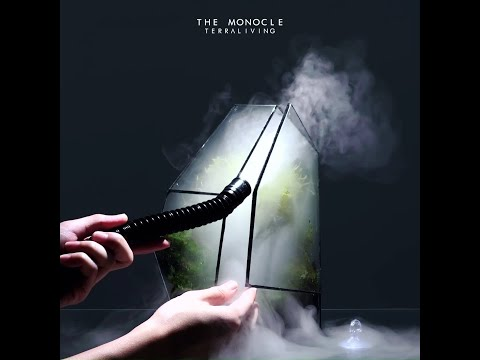 Making a living art with fog, The Monocle - Cloud Forest by TerraLiving