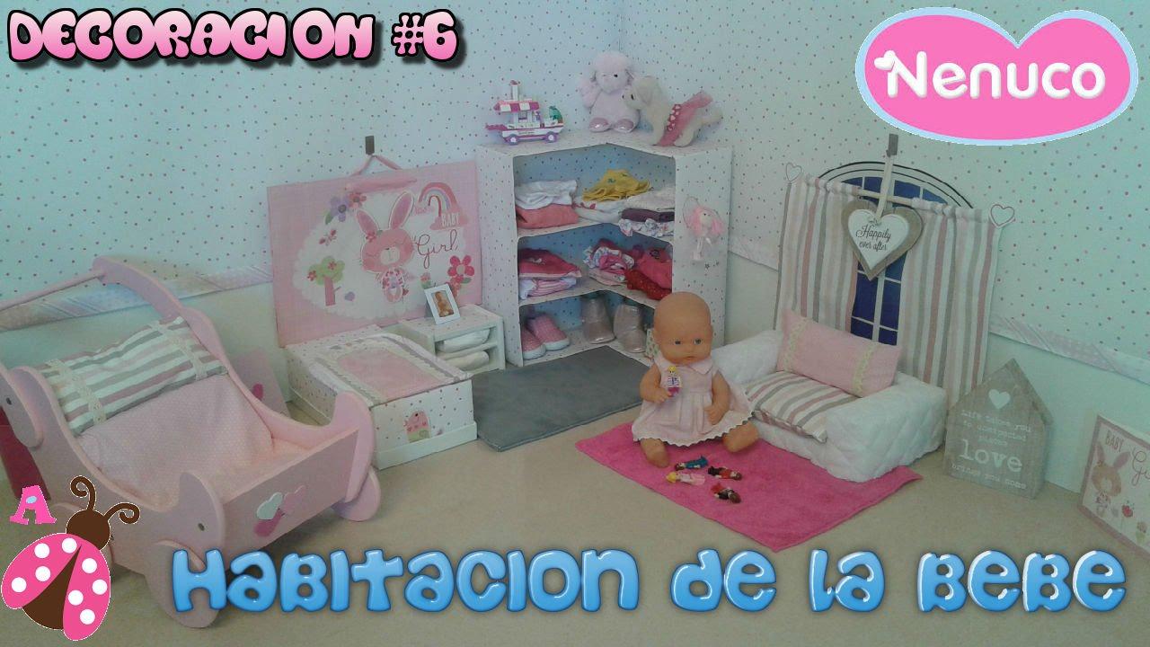 Deco habitaci n nenuco habitaci n de la beb nenuco for Deco habitacion bebe