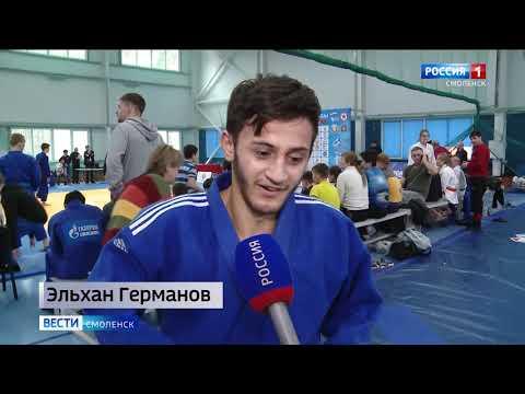 В Смоленске финишировал фестиваль борьбы