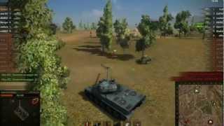 (AMX50-100) 11 фрагов и ...