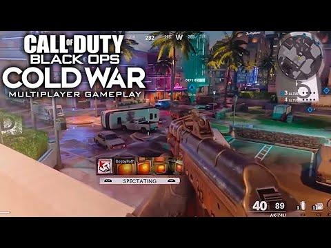 Call Of Duty Black Ops Cold War Gameplay Multijugador Alphasniper97 Youtube