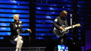 ROXETTE - The Heart Shaped Sea / Ostrava 15. 6. 2015