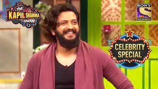 Riteish And Kapil's Funny Banter | The Kapil Sharma Show S1 | Riteish Deshmukh | Celebrity Special