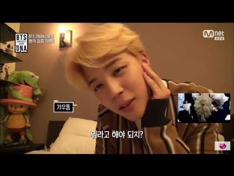 BTS COMEBACK SHOW DNA - V & JIMIN鈥橲 ROOM
