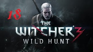 The Witcher 3: Wild Hunt #18 На Ощупь, Босс Голем