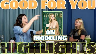 Kate Upton talks modeling with Whitney (GFY HIGHLIGHTS)