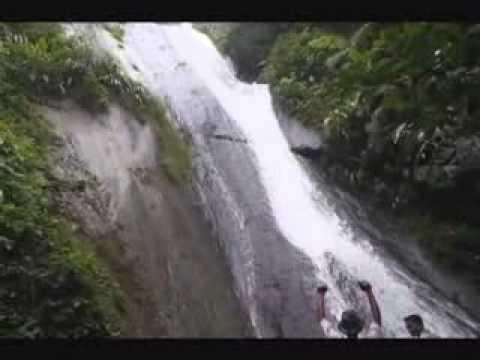 Curug silawe.Desa wisata Panusupan Kec.Rembang Kab ...