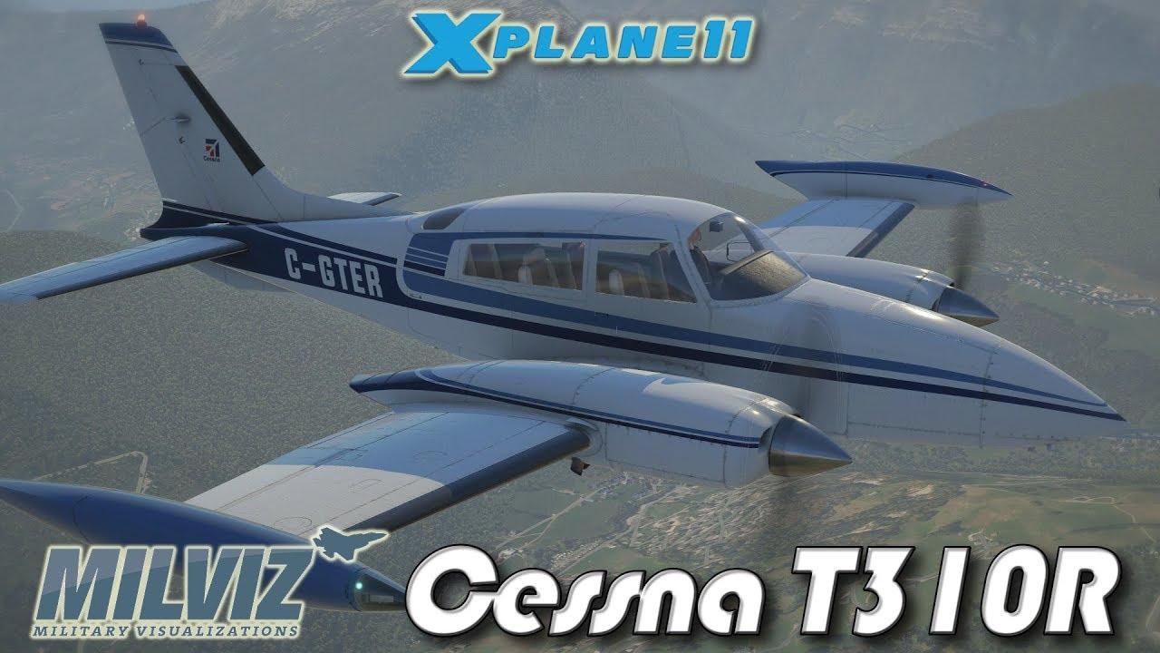 MilViz T310R - The X-Plane General Discussions Forum - The