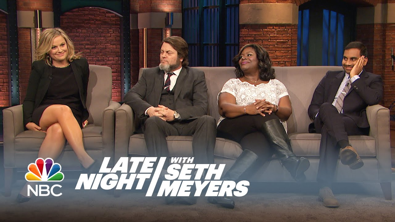 'Parks and Recreation' reunion special was a quick yes for the cast ...