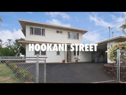 Hookani Street - Pearl City, Hawaii