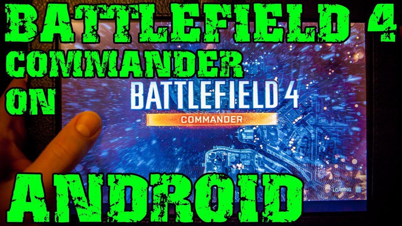 Download battlefield 4 commander app