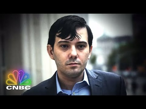 American Greed: Wall Street Prince Martin Shkreli Takes A King-Sized Hit | CNBC Prime