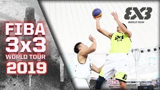 Jinjiang v Wujin | Full Game | FIBA 3x3 World Tour - Nanjing Masters 2019