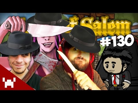 WE'RE ALL IN THE MAFIA! (Town of Salem w/ Ze, Chilled, & Minx Ep. 130)