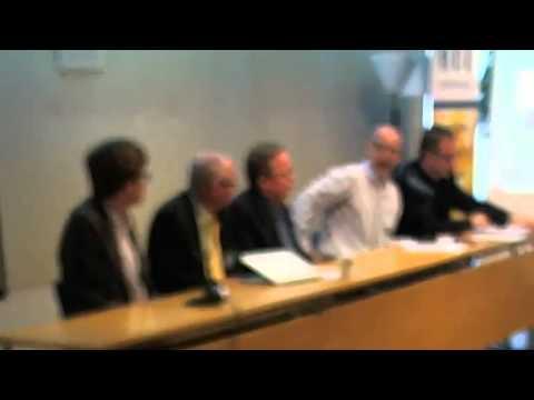 Paneelikeskustelu: ACTA ja Internet - Finnish Internet Forum 2012