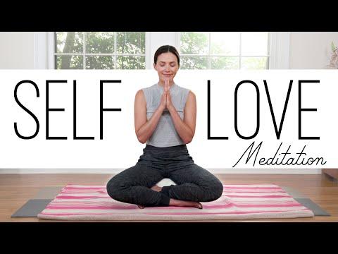 Meditation for Self Love   Yoga With Adriene