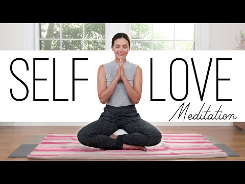 Meditation for Self Love  |  Yoga With Adriene