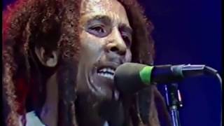 "Bob Marley  Live 80 HD ""Redemption Song - Could You Be Loved (7/10)"