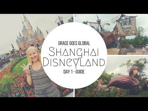 Shanghai Disneyland Guide - Day 1
