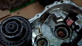 Замена подшипников в коробке мкпп Nissan Almera n16 1.5 2003 г продолжение