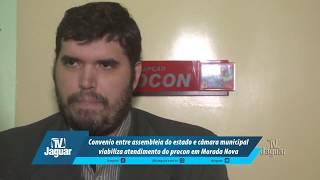 Convenio entre assembleia do estado e câmara, viabiliza atendimento do Procon em Morada Nova