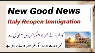 Italy Immigration 2020 | Appli…