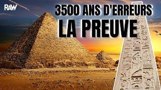 En Egypte cette STUPÉFIANTE DÉCOUVERTE Bouscule 3500 ans de Certitudes
