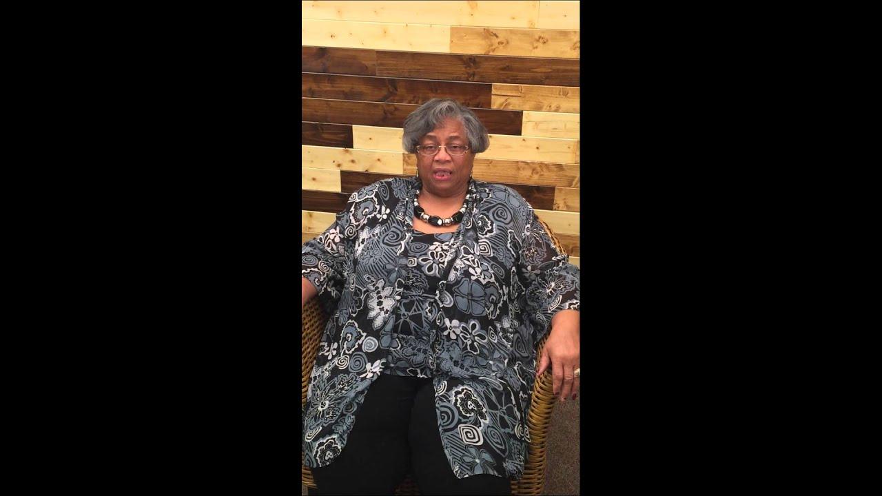 Watch Ernestine Jackson video