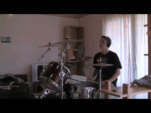 Green Day 21 Guns Drum Cover