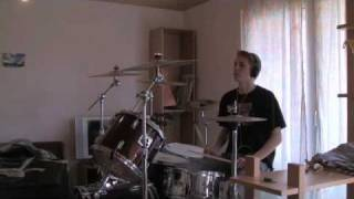 Green Day 21 Guns Drums Cover