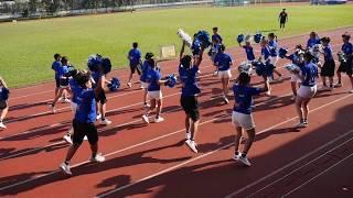 Publication Date: 2019-11-08 | Video Title: NYSS 陸運會19-20 社際啦啦隊比賽 - 藍社