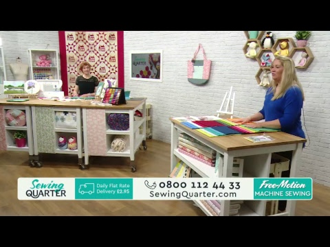 Sewing Quarter - 21st February 2018