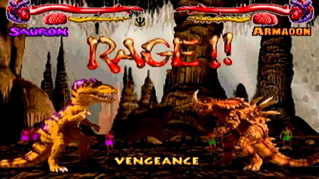 Image result for primal rage
