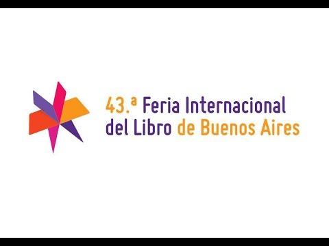 Voy a estar firmando en la Feria del Libro en Buenos Aires (SÁBADO 29) ¡Te espero allá!