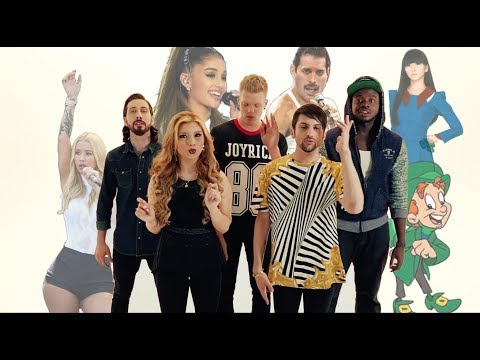 PENTATONIX VS THE ORIGINAL | Part 2