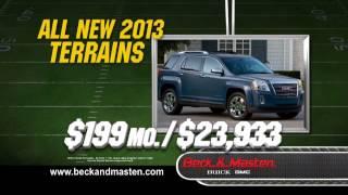 GMC SUV September Sale - Beck & Masten Buick GMC