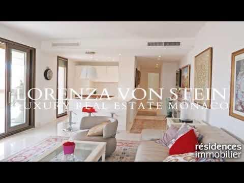 MONACO - APPARTEMENT A VENDRE - 94 m² - 3 pièces