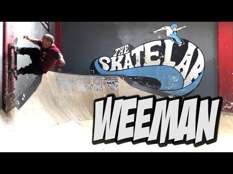 SKATING WITH WEEMAN AT SKATELAB AND MORE !!! - NKA VIDS -