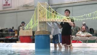 Suspension Bridge - Cabin Fever 2013