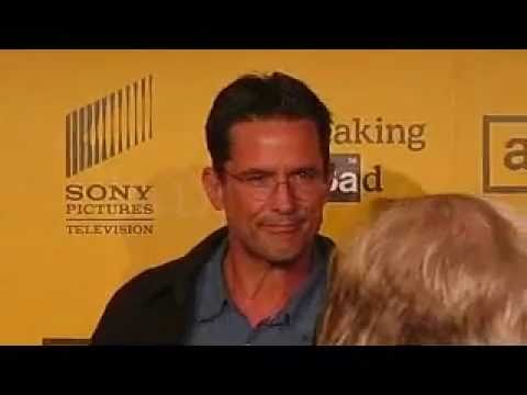 Billy Campbell at Breaking Bad season 4 premiere