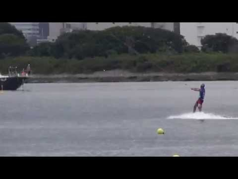 RED BULL Cable Wakeboard  World Cup tokyo 2012 by picua.