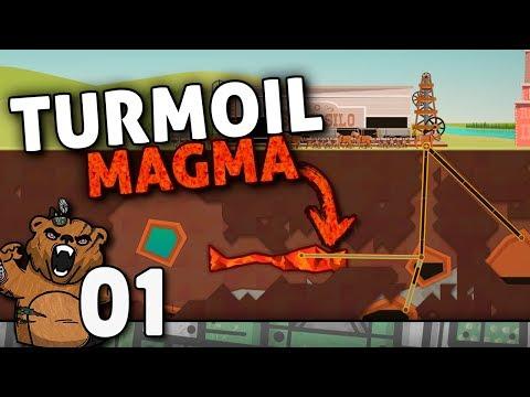 NOVA DLC: Magma! | Turmoil #01 - The Heat Is On - Gameplay Português PT-BR