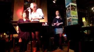 Marin Krabbenborg- Ladies First, a Sunday Vocal Session in Wakker Eemnes