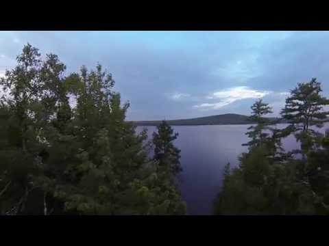Maine by Drone ( bar harbor, Cadillac Mountain, and beautiful scenery (HD Aerial Video)