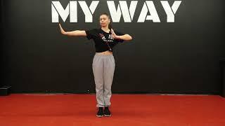 Vogue dance tutorial