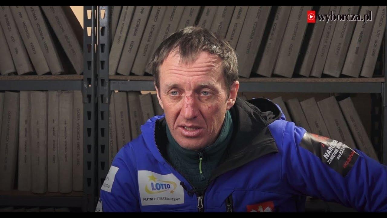 Denis Urubko: K2 to nie tylko marzenie każdego himalaisty, ale przede wszystkim walka z samym sobą