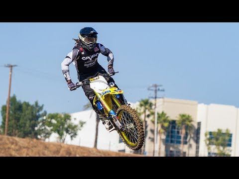 Racer X Films: Malcolm Stewart JGR Fill In