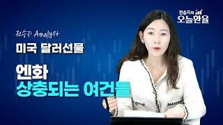 [Live] 엔화, 상충되는 여건들 11/11(수)